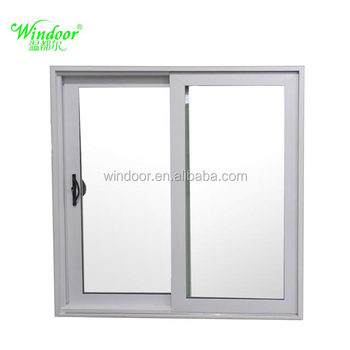 Pvc Sliding Hung Cat Window Door With Double Triplex Tempered Gl View Windoor Product Details From Qingdao