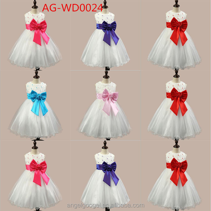 Wholesale Kids party wear dresses for girls baby girl summer dress ...