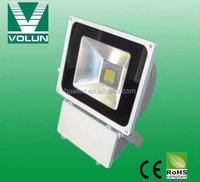 CE Rohs certification 50w led flood light 10w to 200w flood light for commercial outdoor