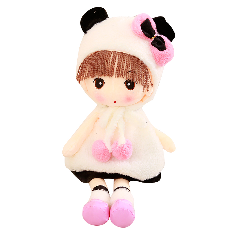 princess girls ballet doll plush soft toy rag doll