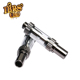 Durable factory from IBRS wholesale 510 cartomizer V1 pyrex glass oil cartridge dual cartomizer filling machine