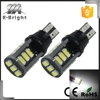 T10 5630 15Smd Led Can-bus No Error Free Warning Canceler for BMW Audi Car Lamps