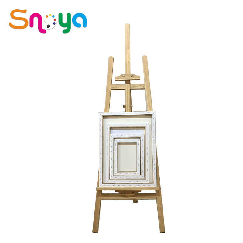 Best selling antique wooden display easel wholesale