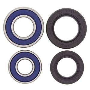 25-1404-AD Stock Photo Actual parts may vary. All Balls Wheel Bearing Kit Replacement For 2009 Kawasaki Mule 4010 4x4 FRONT Manufacturer Part Number