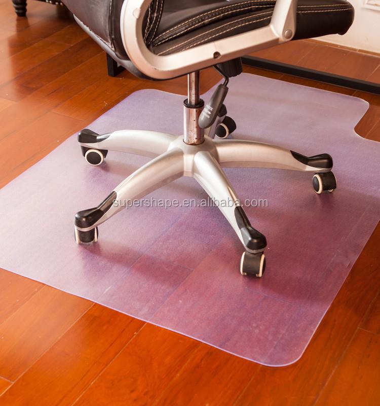 Clear Desk Chair Floor Mat Under