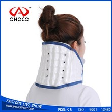Neck air traction system, Medical First Aid Neck Support Adjustable Immobilizer Cervical Collar medical neck guard