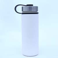 40oz Private Label Silicone Boot Powder Coated Wide Mouth Stainless Steel Double Wall Vacuum Sports Water Bottle Thermos Flask