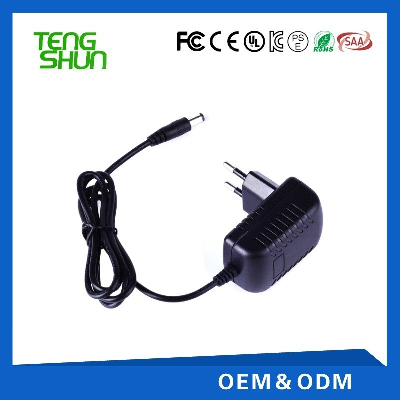 cheap ce fcc saa ul listed 9v 1.5a 1.6a 1500ma GPS ac dc power adapter