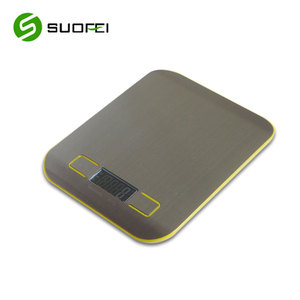 Sf-2012 Household Smart Multifunction Electronic Digital Kitchen Food Scale
