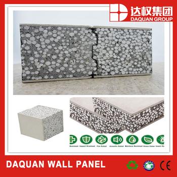 Good Heat Insulation Eps Cement Sandwich Panel In Uae,10