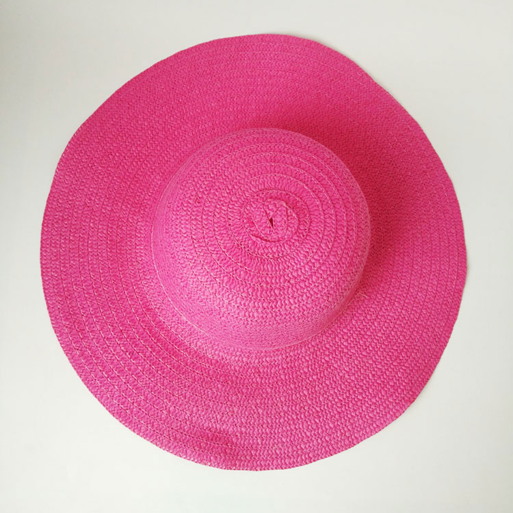 China factory wholesale cheap farmer straw hat for men women
