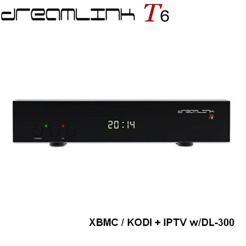 Smart <strong>TV</strong> Full HD 1080 P iptv box Dreamlink hd T6 with wifi antenna for North America