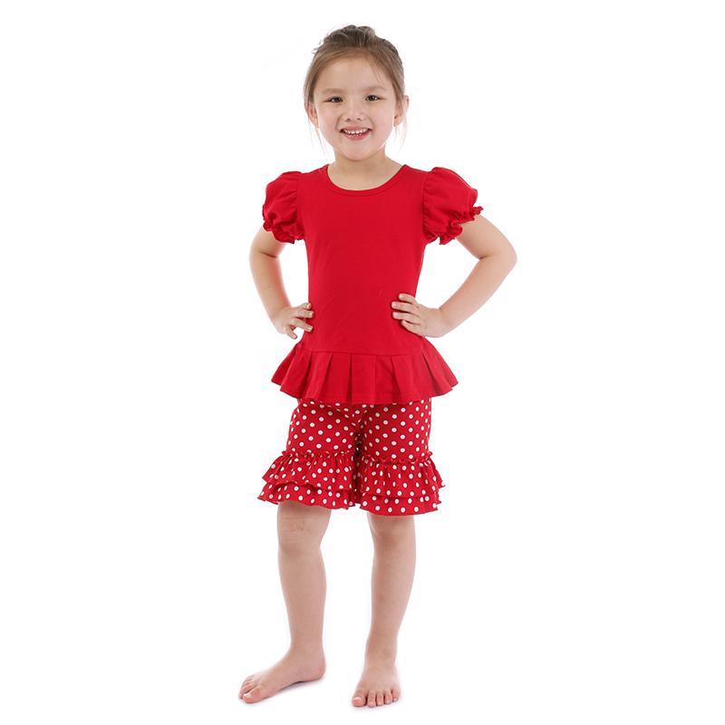 6e4ac081e5d67 Son butik çocuk giyim ucuz bebek kız 2 adet kıyafetler kız bebek yaz  kıyafetler