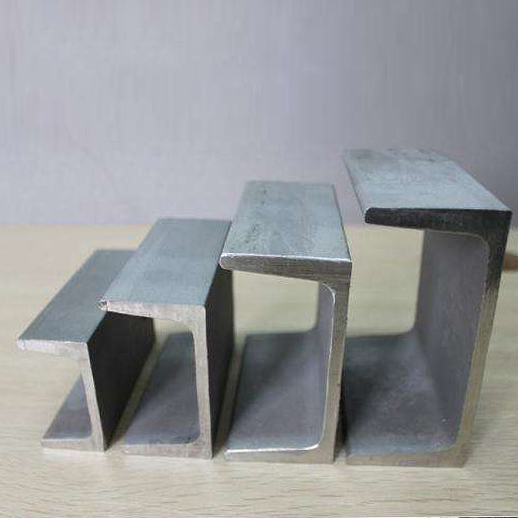 Hot sale c shaped box steel channels for shipbuilding