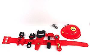 Tool Belt Toy For Children, Hard Hat Wrench Saw Hammer Pliers And More
