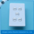 5 gang slimline wall switch removable cover switch