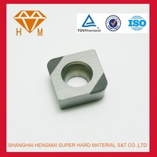 2016 Newest Products CVD/CBN Insert Cutter for Boring Turning Milling Machine