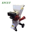North American Market Factory Direct Sales EPA III 4inch small home wood chipper with CE certificate