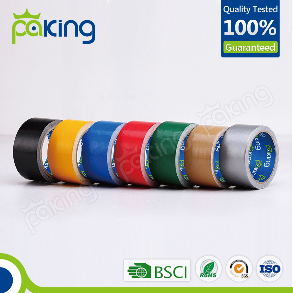 High Sticky Single Sided Duct Tape for Carton Sealing