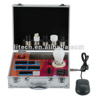 digital multi led cfl lamp tester with lux cct function for salesman use