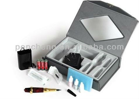 Taiwan Permanent Makeup rotary tattoo Machine Kit & High quality permanent makeup pen