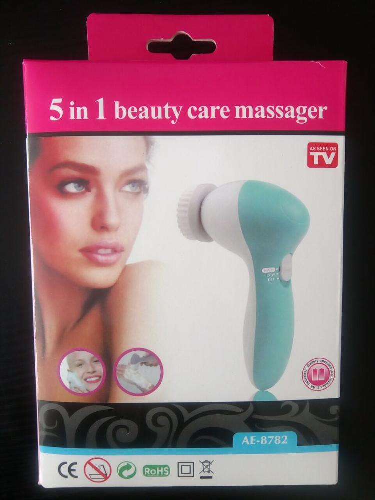5 in 1 Facial Massager Cleaner Face Skin Care Face brush