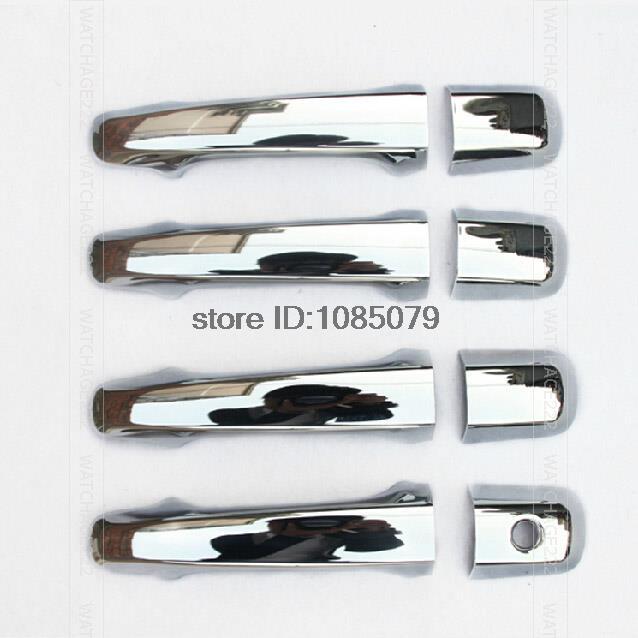 acheter accessoires fit pour 2009 2010 2011 2012 2013 2014 volvo xc60 chrome. Black Bedroom Furniture Sets. Home Design Ideas