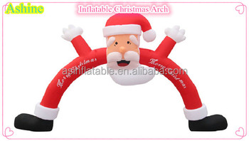 Miraculous 2016 Cheap Christmas Inflatable Arch Inflatable Christmas Easy Diy Christmas Decorations Tissureus