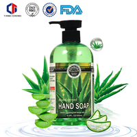 flower fragrance Factary Supply moisture High quality Liquid Form Hand Wash