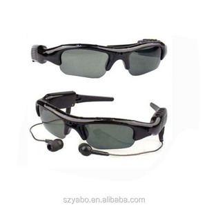 Mobile Eyewear Recorder with MP3 Sport Sunglasses Polarized DVR