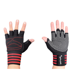 Deliver Freedom Wearable Adjustable Weight Lifting Gloves