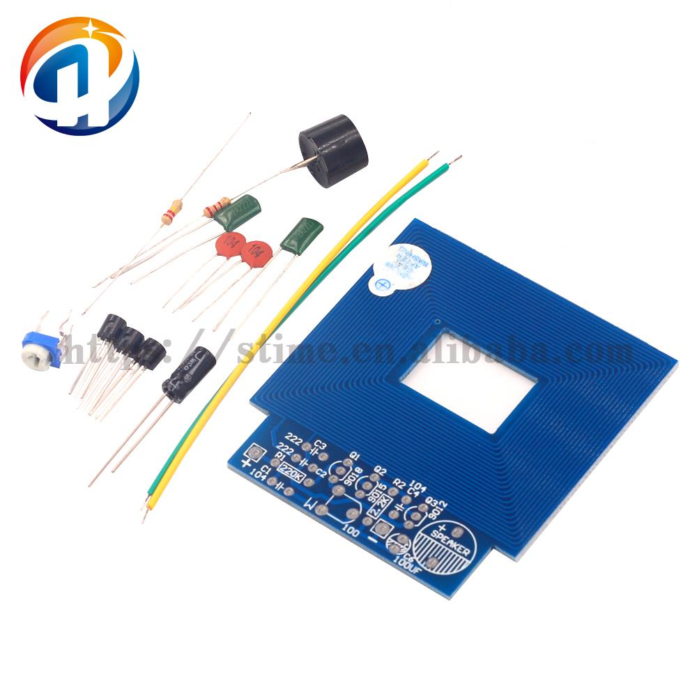 Metal Detector Diy Kit Simple Portable Pics Photos Build Your Own Projects Circuits Electronics Production Buy Product On