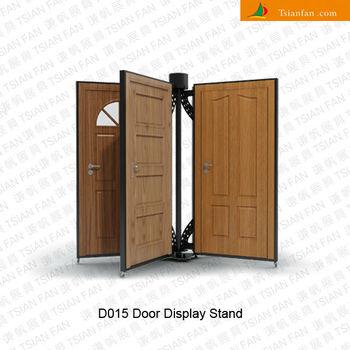 Door Display Stands D40 Sample Doors Display Stands For Wooden Door Buy  Sample 1