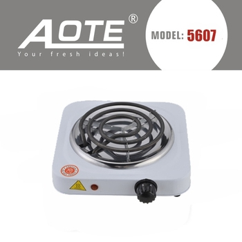 Murah Dapur Portabel Hot Plate Listrik Mini Tunggal Burner
