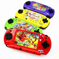 Hot sale handheld game player water ring game machine for kids