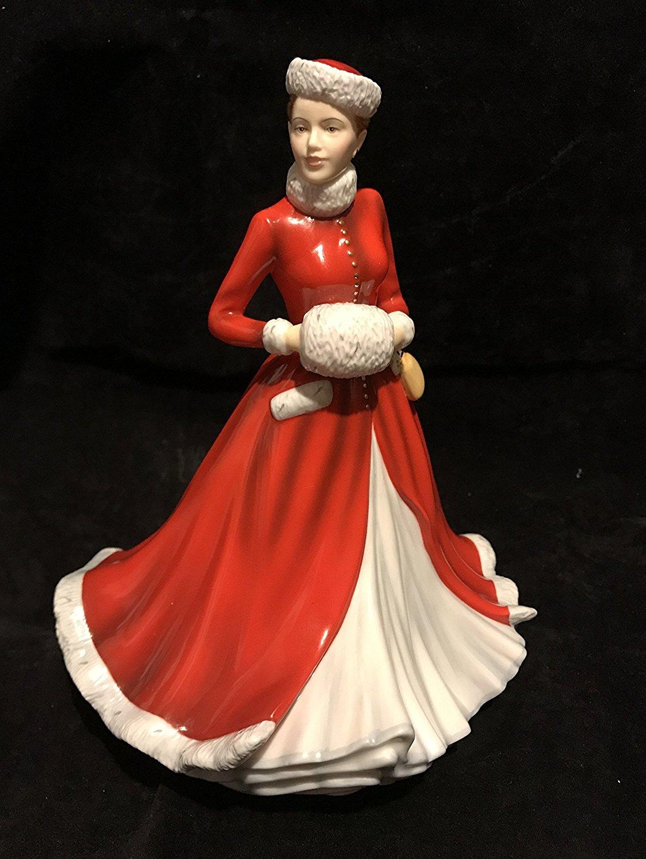 """Royal Doulton 2014 HN 5766 Noelle 8.5"""" Figurine"""