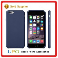 [UPO] 2017 Newest For iPhone 7 Original 1:1 Leather Silicon Shockproof Protective Cell Phone Case
