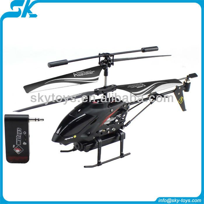 !Iphone & Android RC 3.5CH Video Camera Helicopter S215iphone controlled helicopter