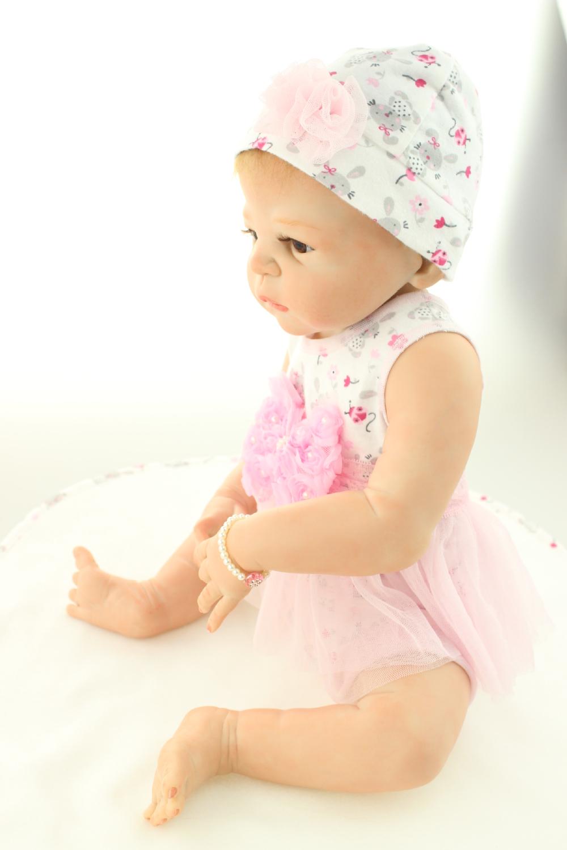 2016 Realistic Reborn Baby Doll Girl Victoria Doll So