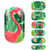 Nuovo Nail Protector Smalto Sticker 100% Nail Polish Strips