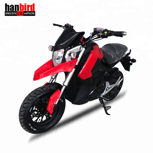 EEC Approved 2000w Mini Electric Motorcycle for Adult