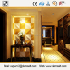 3d interior wall panel fiber wall coating/decorative wood panels for walls