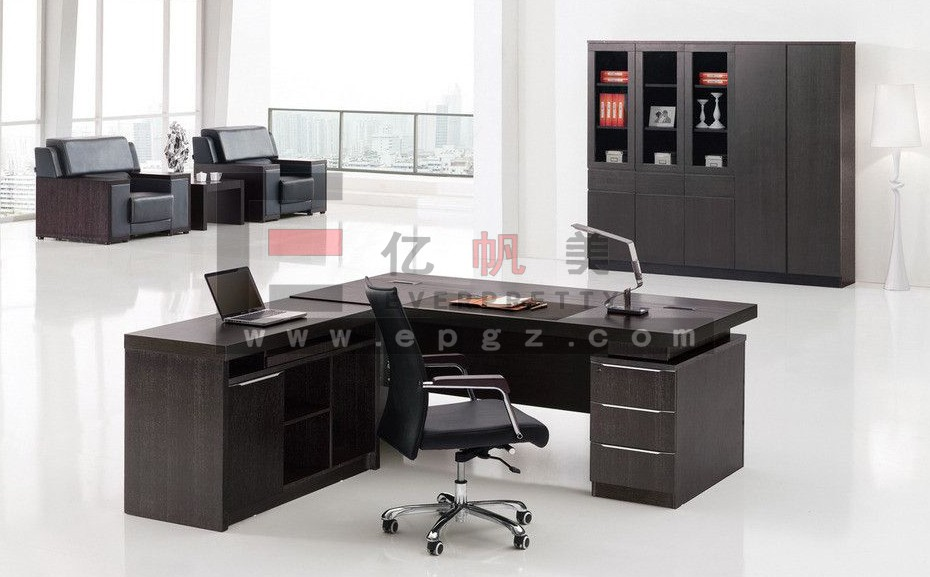 Modern Executive Office Table,Boss Desks With Side Table,Principal ...