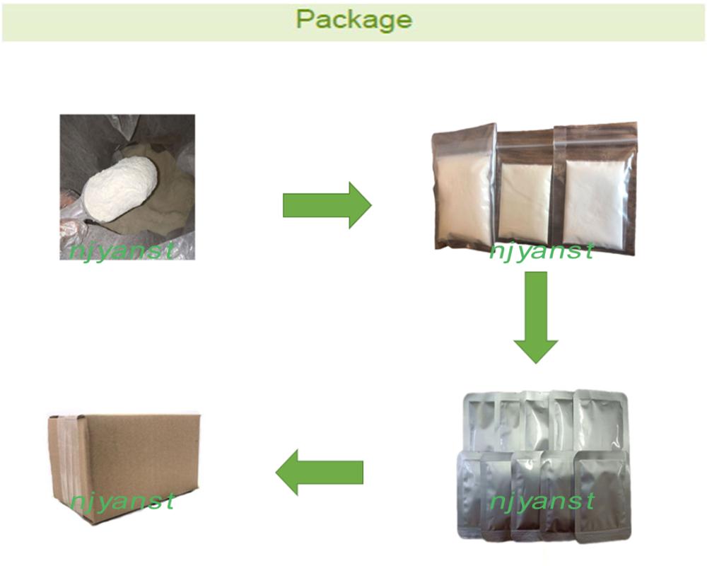Hot bán cao chất lượng 99% Bột Trắng Fumed Silica CAS 112945-52-5 và Silicon Dioxide