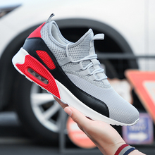 2018 Autumn and winter air max cushion mesh breathable casual shoes sports shoes