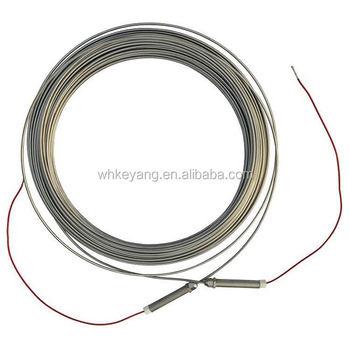 4 Wire Dual Mi Metal Sheath Accessory Thin Core Thermocouple Heating ...