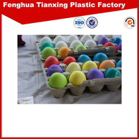 High quality Eco-friendly Recycled Paper egg carton packaging