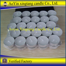 Promoting Tealight candle/wedding White tealight candle