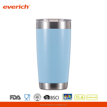 Everich outdoor powder coating 20 oz stainless steel tumbler
