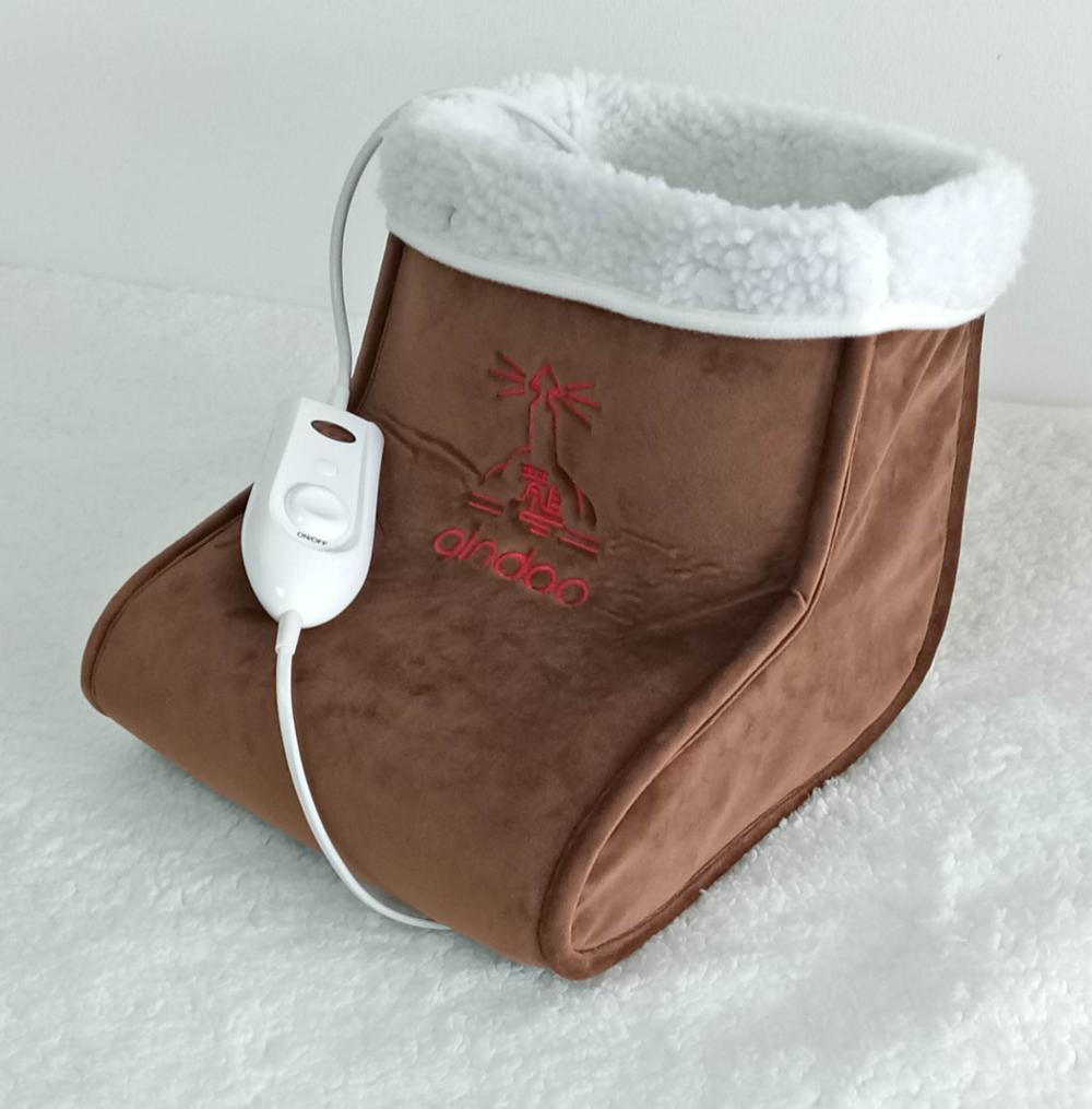 Fitted Electric Foot Warmer